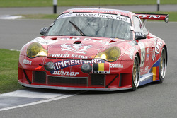 #73 Ice Racing Team Porsche 996 GT3 RSR: Yves Lambert, Christian Lefort, Markus Palttala
