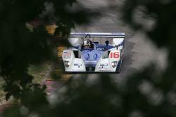 #16 Dyson Racing Team Lola EX257 AER: James Weaver, Butch Leitzinger