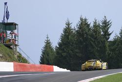#105 Belgian Racing Gillet Vertigo: Bas Leinders, Renaud Kuppens, Jerome D'Ambrosio, Sylvie Delcour