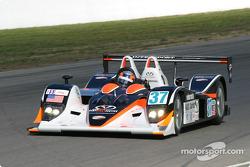 #37 Intersport Racing Lola B05/40 AER: Clint Field, Liz Halliday