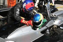 Jan Lammers and Felipe Ortiz