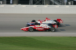 Jaques Lazier and A.J. Foyt IV