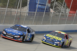 Mark Martin and Greg Biffle