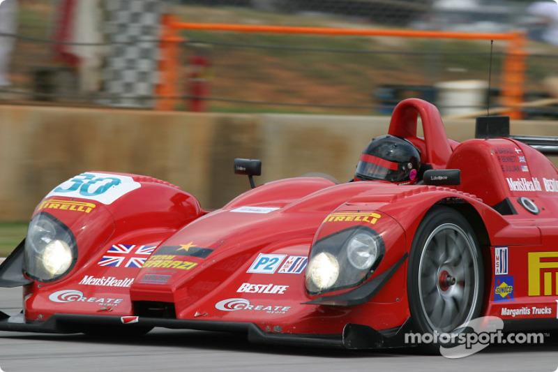 Barazi-Kruse Motorsport Courage C-65 AER : Phill Bennett, Juan Barazi