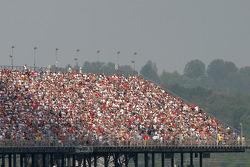 Talladega fans ready for the race