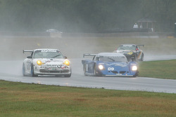 #88 TRG Porsche GT3 Cup: Steve Johnson, Robert Nearn, #09 Spirit of Daytona Racing Pontiac Crawford: Doug Goad, Marc-Antoine Camirand