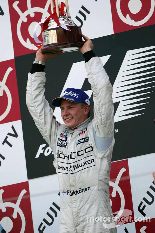 el tercer lugar Fernando Alonso