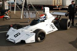 Bobby Rahal in the 1974 Brabham BT-44/2