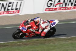 99-F.Foret-Honda CBR 600 RR-Team Megabike