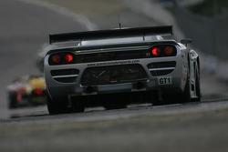 La Saleen S7R n°63 du ACEMCO Motorsports (Terry Borcheller, Johnny Mowlem)