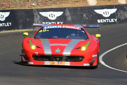 #49 Vicious Rumour Racing,法拉利 F458 Italia GT3: Benny Simonsen, Andrea Montermini, Renato Loberto