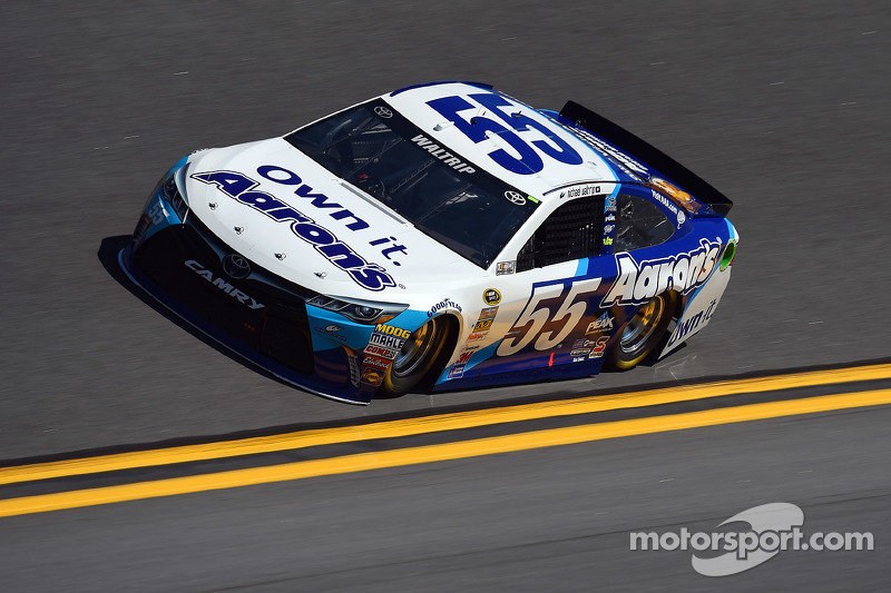 Michael Waltrip, Michael Waltrip Racing, Toyota