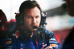 Christian Horner, Team Principal di Red Bull Racing