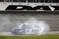 Le vainqueur Tyler Reddick, Brad Keselowski Racing Ford