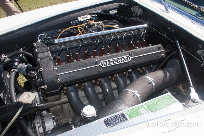 1961 玛莎拉蒂 Sebring Prototype