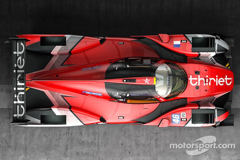 TDS Racing, ORECA 05
