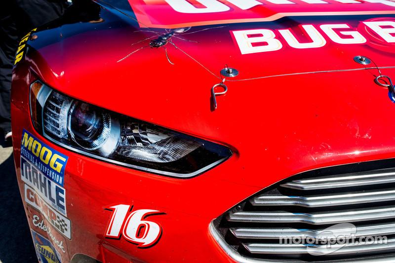 машина для Грег Біффл, Roush Fenway Racing Ford