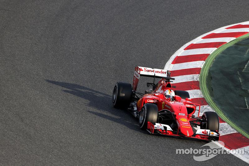 Sebastian Vettel (ALE), Scuderia Ferrari