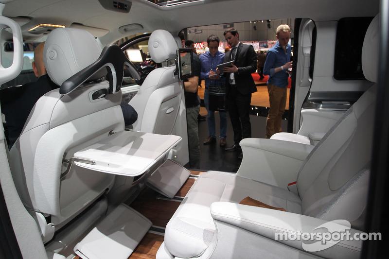 Mercedes Vision E-Konzept