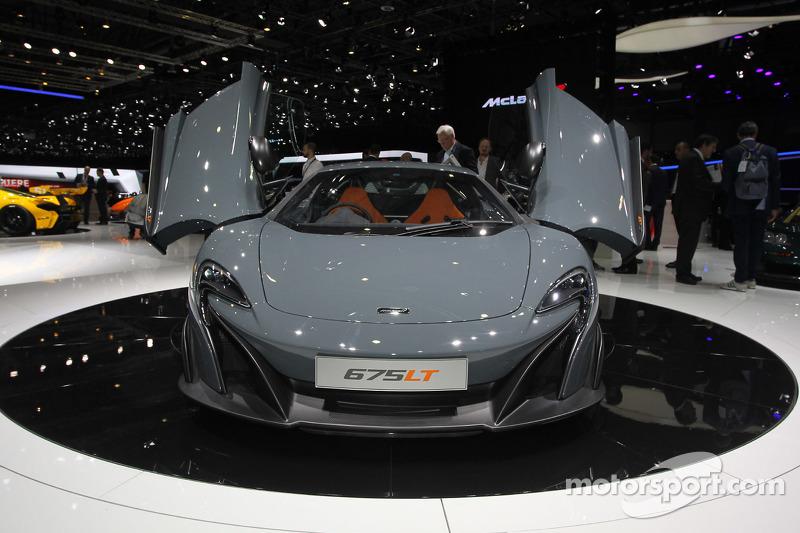 McLaren 675LT