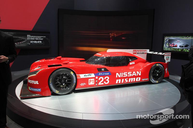 Nissan, 24 Stunden von Le Mans