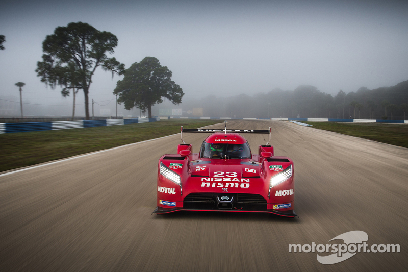Nissan GT-R LM Nismo, Fotoshooting