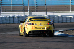 #65 SpeedSource Mazda RX-8: Jacques Guénette Jr., John Bisignano