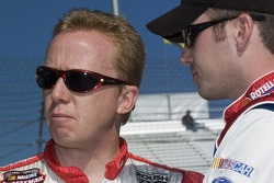 Todd Kluever and Ricky Craven