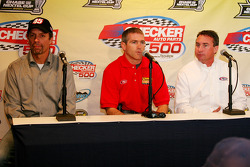 Press conference: Kyle Petty, Bobby Labonte and Robbie Loomis
