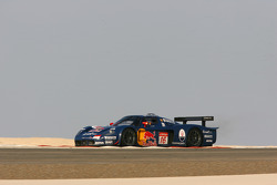 #16 JMB Racing Maserati MC-12 GT1: Philipp Peter, Jamie Davies