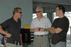 Terry Borcheller, Forest Barber, Harrison Brix