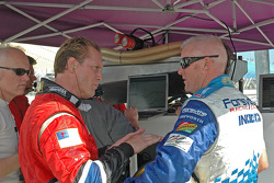 Forest Barber, Terry Borcheller, Paul Tracy