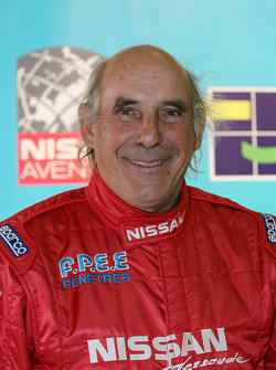 Team Nissan Dessoude presentation: René Metge