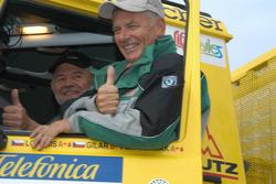 Loprais Tatra Team: Karel Loprais and Petr Gilar