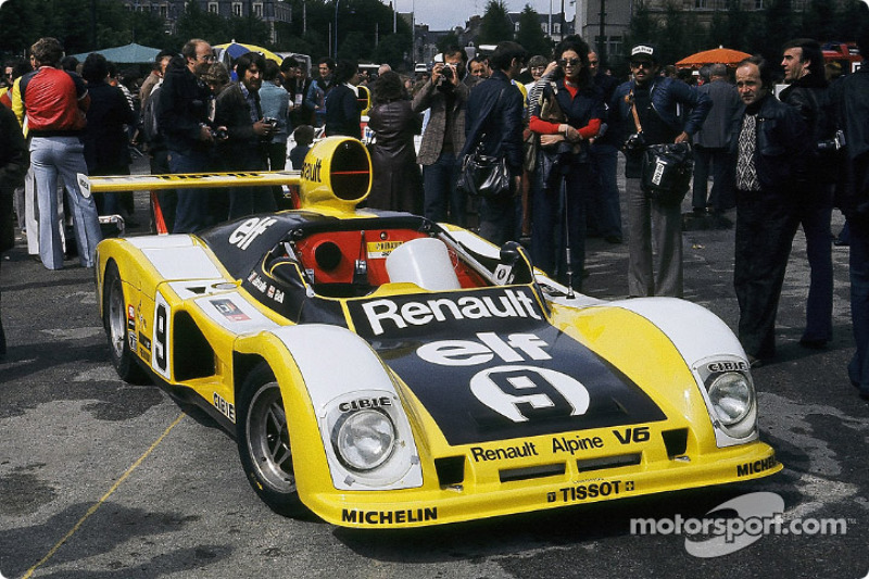 #9 Renault Sport Renault Alpine A442