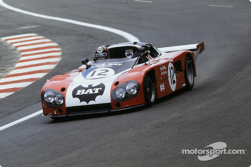 #12 Simon Phillips Racing De Cadenet Lola T380: Nick Faure, John Beasley, Simon Phillips