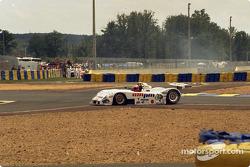 #15 Team T.D.R. Kudzu-Mazda DLM MS 971: Franck Fréon, Yojiro Terada, Jim Downing