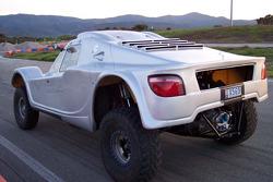 Vanguard Racing test in France: the 2006 Vanguard Racing Rally Car