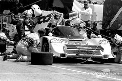 #8 Primus Porsche 962: Brian Redman, Chris Kneifel