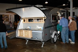 Need a place to stay at the races?  Get yourself one of these