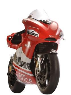 The new Ducati Desmosedici GP6