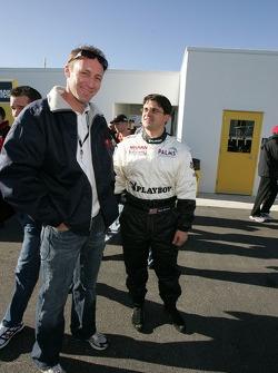 Darren Law and Mike Borkowski