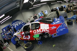 GMAC Chevy garage