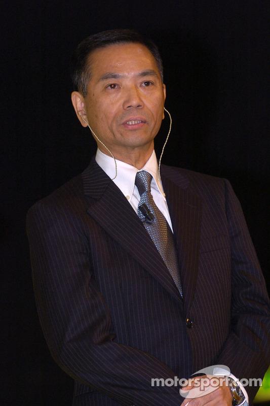Yamaha Motor Company de Masao Furusawa
