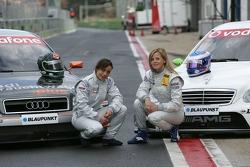 Vanina Ickx et Susie Stoddart