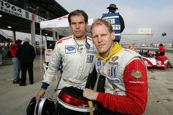 Tim Bergmeister and Jorg Bergmeister