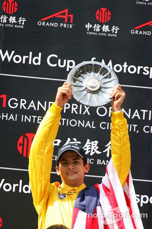Alex Yoong pour la Malaisie