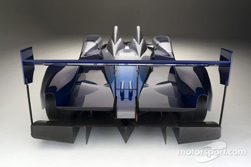 La voiture Acura ALMS