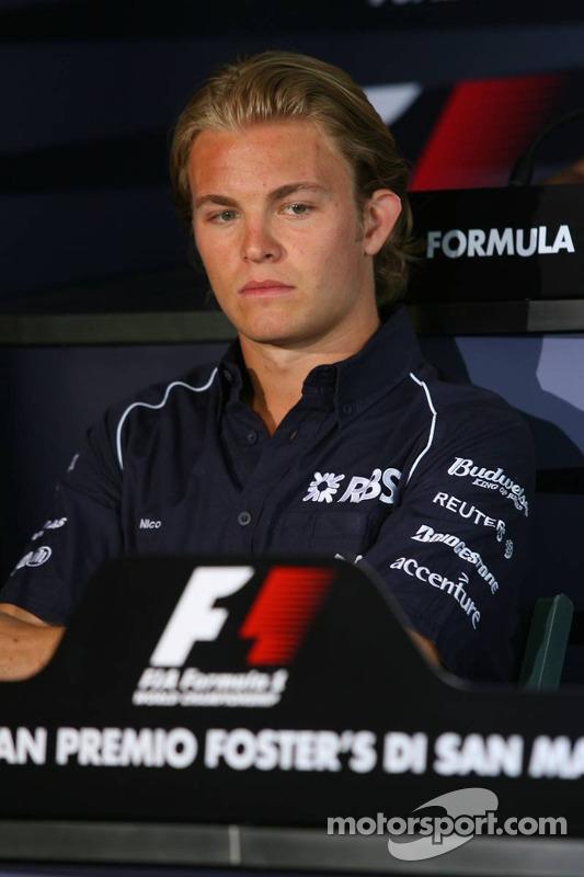 FIA press conference: Nico Rosberg