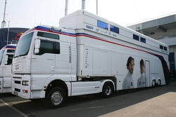 BMW transporter